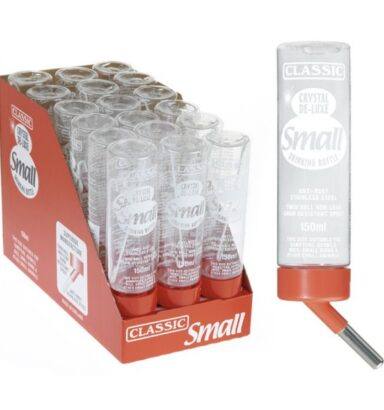 Crystal Deluxe Small Bottle
