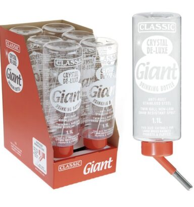 Crystal Deluxe Giant Bottle