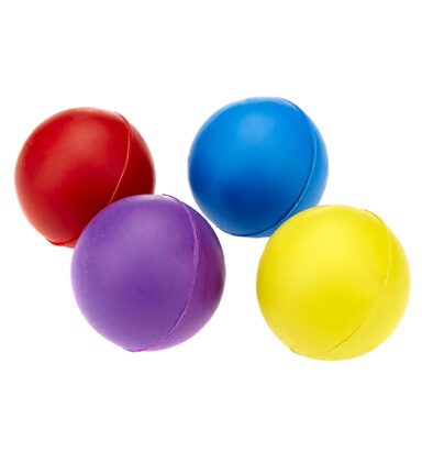 Solid Rubber Ball Small