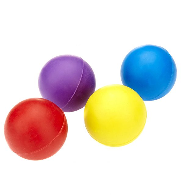 Solid Rubber Ball Medium