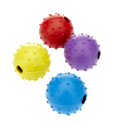 Rubber Pimple Ball