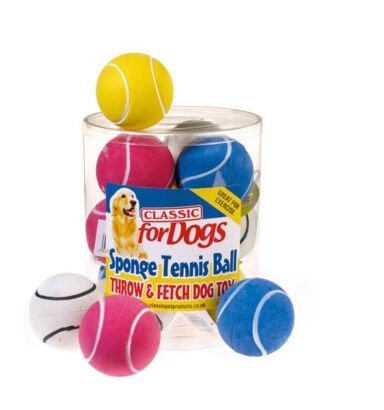 Sponge Rubber Tennis Ball