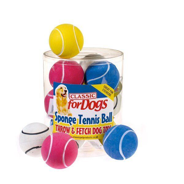 Sponge Rubber Tennis Ball