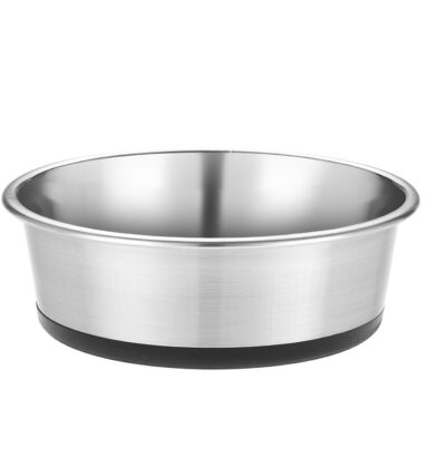 Heavy Guage Stainless Steel Dish 470ml
