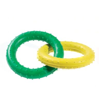 Pimple Solid Rubber Rings