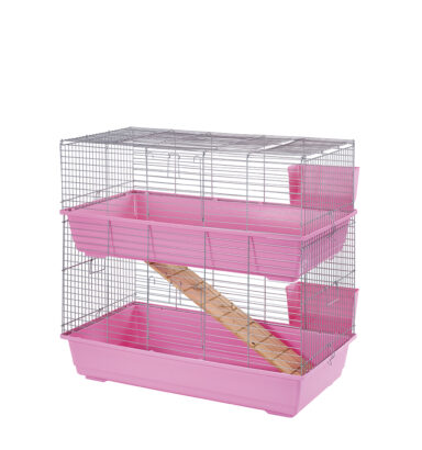 Ritzo Double Cage