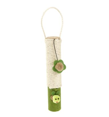 Earthy Pawz Sea Grass Rope & Jute Door Scratch Post