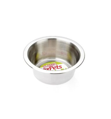Value Stainless Steel Dish 475ml