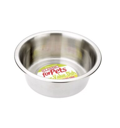 Value Stainless Steel Dish 1900ml