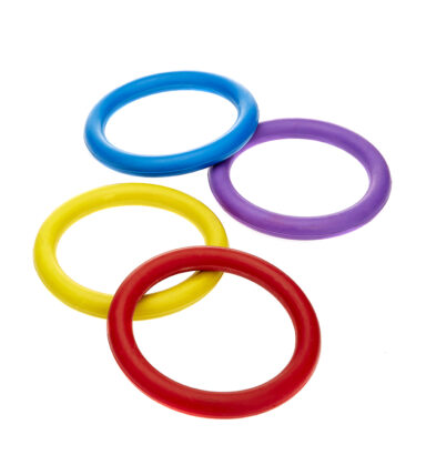 Solid Rubber Ring Large