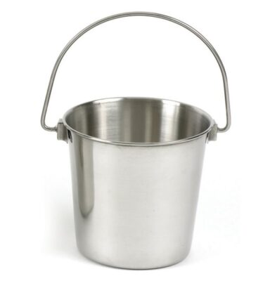 Stainless Steel Pail 1800ml