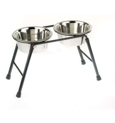 High Stand/ 2x900ml Dish