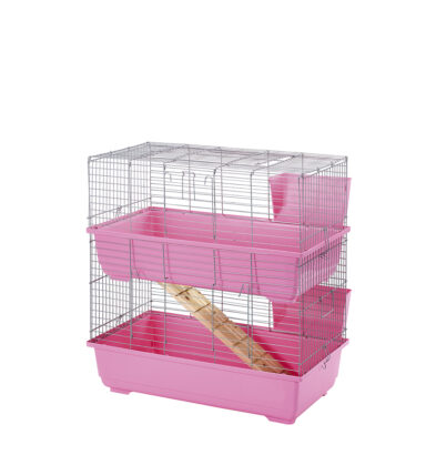 Frenchy Double Cage