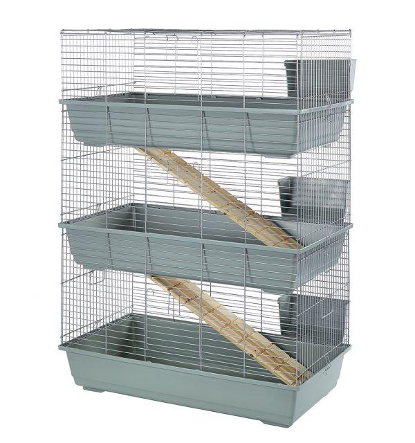 Peter Rabbit Triple Indoor Cage